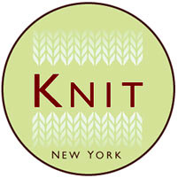 Knitting at Knit New York